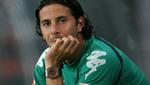 Claudio Pizarro ahora está en los planes de la Roma