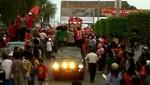 Aurich llegó a Chiclayo en medio de gran ovación
