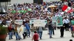 Cajamarca: Protestas en Bambamarca continúan pese a estado de emergencia