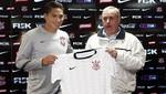 [FOTOS] Paolo Guerrero fue presentado como nuevo jugador del Corinthians