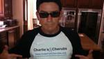 Charlie Sheen usaba el Twitter mientras tenía sexo con actriz porno