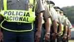 Unos 80,000 policías brindarán seguridad por Fiestas Patrias