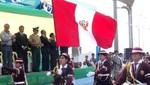 Estudiantes chalacos participan de desfile Cívico Escolar