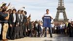 [FOTOS] Zlatan Ibrahimovic fue presentado como flamante refuerzo del PSG de Francia