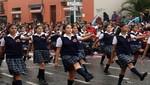 Cajamarca: desfile escolar fue suspendido para recuperar clases perdidas por protestas
