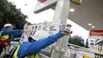 [FOTOS] Greenpeace cerró 74 estaciones de servicio de Shell en el Reino Unido