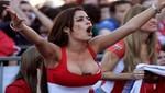 Larissa Riquelme sufrió asalto en Paraguay