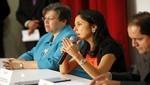 Nadine Heredia sobre salida de Óscar Valdés: dejen de especular por favor