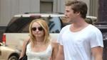[FOTOS] Miley Cyrus y Liam Hemsworth alborotan Filadelfia