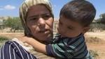 30 mil sirios huyeron a Líbano en los últimos dos días