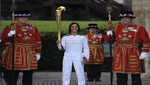 Antorcha olímpica inicia el recorrido de una semana por Londres