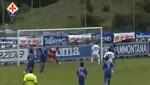 [VIDEO] Fiorentina de Juan Vargas venció 11-0 al Us Vigonovo