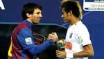 Neymar: Lionel Messi debe ganar el Balón de Oro