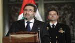 [VIDEO] Juan Jiménez Mayor asumió hoy como nuevo Presidente del Consejo de Ministros