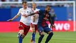 [VIDEO] Barcelona venció 2-1 al Hamburgo en el primer partido de su pretemporada