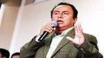 Gregorio Santos: Gabinete Ministerial de Jiménez tiene varios parches