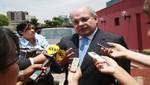 """Ministro de Defensa respalda """"Llamado a la concordia"""" planteado por Vargas Llosa y Jorge Edwards"""
