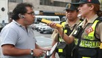 Fiestas Patrias: 2 mil policías harán controles de alcoholemia en Lima
