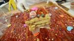 El turrón: Lluvia de colores en mi Lima morena