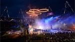 [FOTOS] Vea las mejores imágenes de la inauguración de los Juegos Olímpicos de Londres 2012