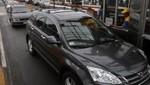 Estiman que 175 mil vehículos saldrán de Lima por Fiestas Patrias