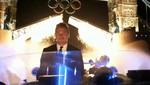 [VIDEO] Juegos Olímpicos: David Beckham llevó la antorcha olímpica en una lancha