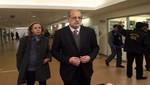 [VIDEO] Abugattás no comparte posición de Isla respecto a condenados por terrorismo
