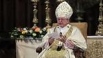 [VIDEO] Cardenal Juan Luis Cipriani celebró Misa y Te Deum por Fiestas Patrias