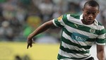 André Carrillo marcó doblete en triunfo del Sporting de Lisboa 3-1 frente al Saint- Étienne