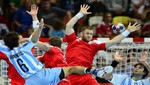 Handball: Argentina perdió con Islandia en su debut