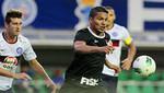 Con Guerrero y Ramírez: Corinthians igualó 0-0 con Bahia