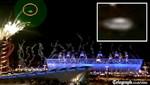 [VIDEO] OVNI participó de la inauguración de las Olimpiadas Londres 2012