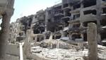 La guerra civil en Siria: el escenario de lo nuevo