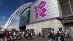 Juegos Olímpicos: Policía británica perdió las llaves de seguridad del estadio de fútbol de Wembley