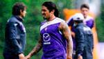 Fútbol italiano: Juan Vargas fue separado de la Fiorentina