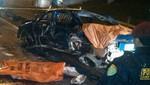 Emape repone baranda afectada  tras el aparatoso accidente vehicular en el en Trébol de Javier Prado