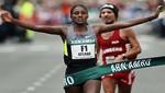 La etíope Tiki Gelana se impuso en la Maratón Femenina de Londres 2012