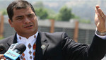 Rafael Correa: no expondré a Julian Assange a la pena de muerte