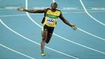 100 metros planos: Bolt se lleva el oro y batió récord olímpico