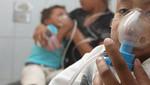 Más de 200 menores se atienden en los hospitales por males respiratorios
