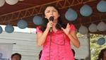 Nadine Heredia: presidente Humala desea un Perú en que las mujeres tengan una oportunidad en la vida