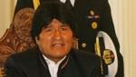 Evo Morales: mis Fuerzas Armadas son antiimperialistas