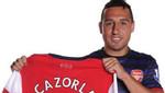 Santi Cazorla ya es jugador del Arsenal de Inglaterra