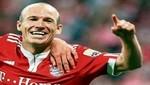 Inter de Milán interesado en la zurda de Arjen Robben