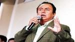 Gregorio Santos llama sobón a Fiscal de la Nación