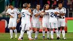 Real Madrid venció 5-1 al Milan en partido amistoso