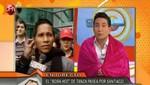 [VIDEO] Programa chileno se burla de nativo Aroldo Miveco en Santiago