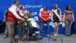Atleta discapacitado aclara que visita a Municipalidad de la Molina ocurrió en 2008