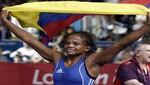 Juegos Olímpicos: Luchadora colombiana Jackeline Rentería obtuvo la sexta medalla olímpica para su país