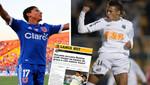 Raúl Ruídiaz fue ofrecido al Santos y podría jugar con Neymar